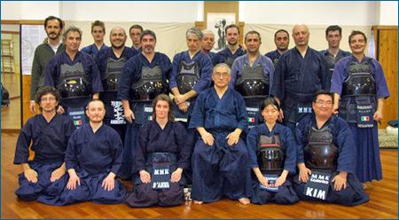 Foto di gruppo - 2007