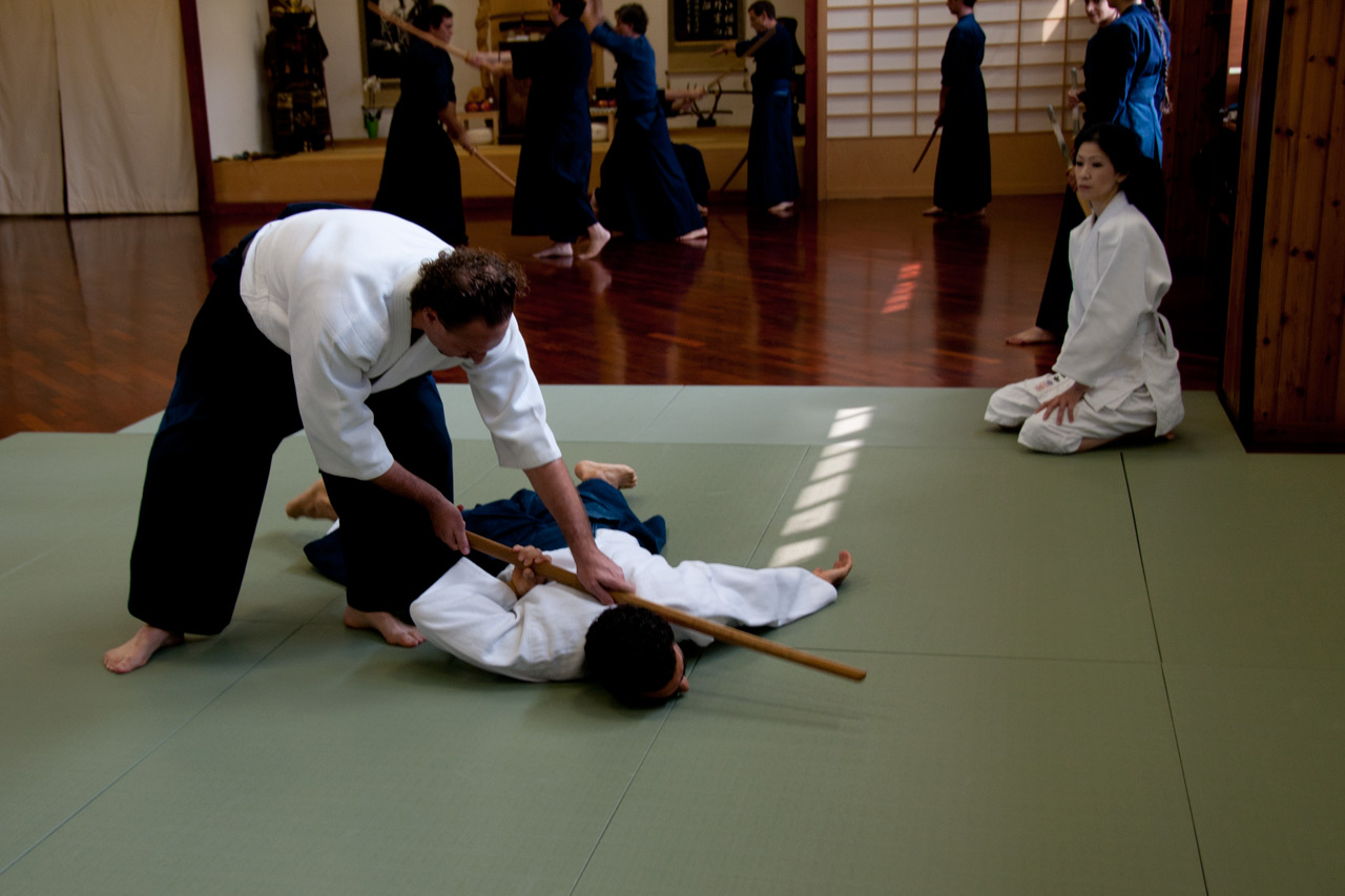 Open day 2014 Rasen Budo Zen